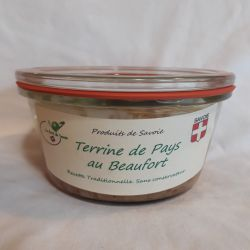 TERRINE Au Beaufort