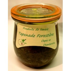Tapenade Forestière