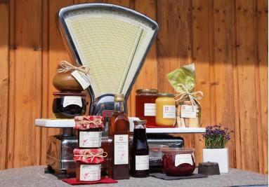 Sirops, coulis, jus et nectars fruités
